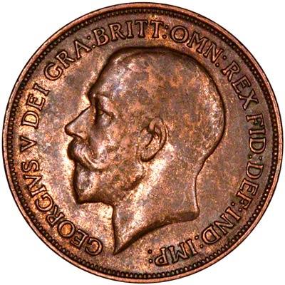 1914 Pennies
