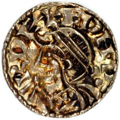 Obverse of Edward the Confessor Silver Penny