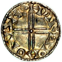 Reverse of Edward the Confessor Silver Penny