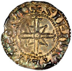 Reverse of William the Conqueror Silver Penny